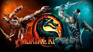 Mortal Kombat 9 Pelicula Completa en Español | Todas las Cinematicas Modo Historia Final Kombates