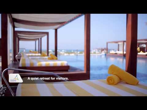 Monte-Carlo Beach Club, Saadiyat Island, Abu Dhabi