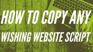 Copy any free wishing website script🔥Duplicate any event script🔥Copy any WhatsApp viral script