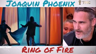 Joaquin Phoenix & His Characters | Ring of Fire