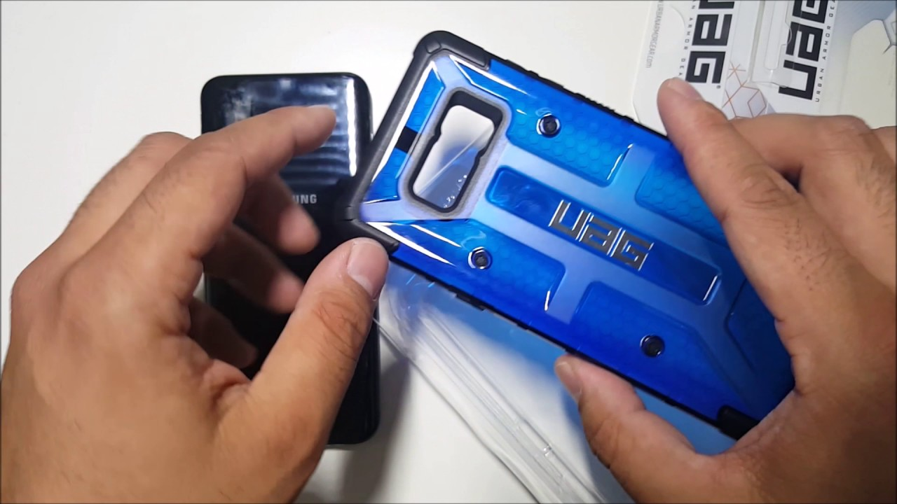 save off 38474 cda1c UAG Samsung Galaxy S8 Plus Plasma Case!