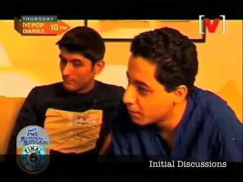 Channel [V] Super Singer: Making Of Janu Mein Janu Piya