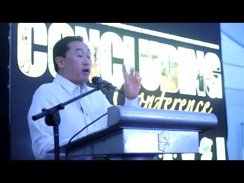 Keynote Speech of Congressman Arthur Yap