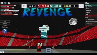 Roblox Football | DUMB QB BUT I GET REVENGE