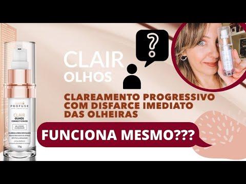 CLAREADOR PARA OLHEIRAS
