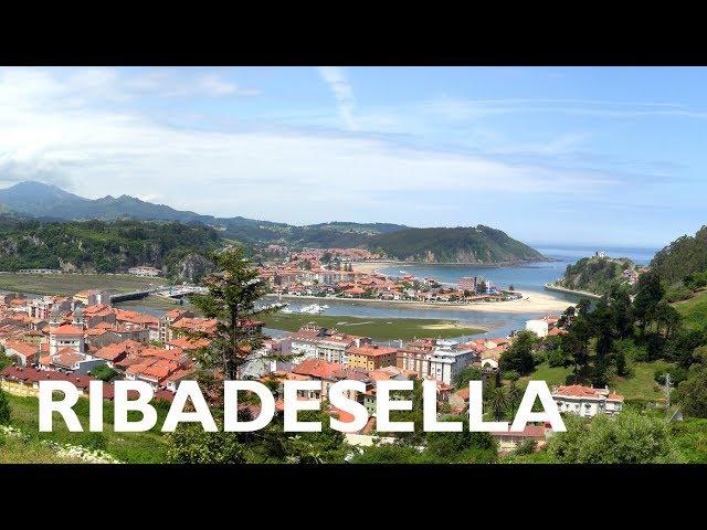 Ribadesella, Vídeo de Ribadesella Asturias, Guía turismo rural Videos De Viajes