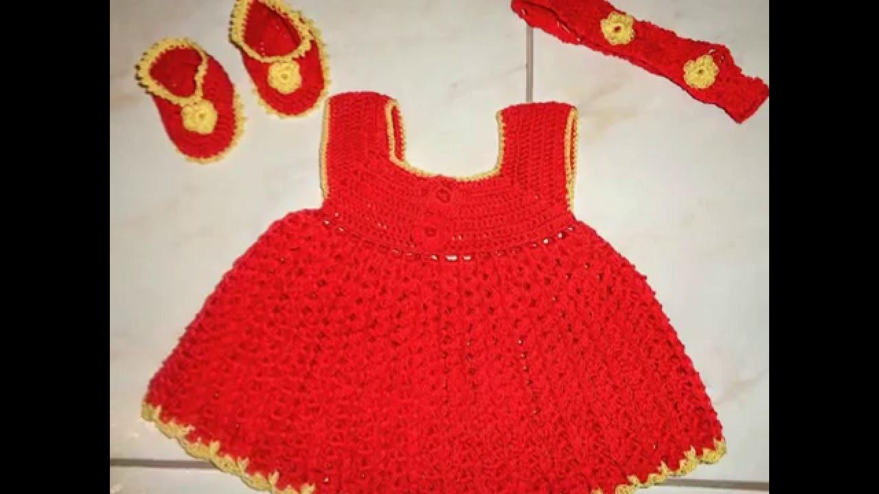 Baby Kleidung Häkeln Youtube