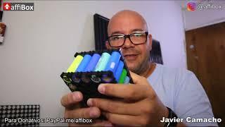 Como Hacer Una Batería De Litio con Javier Camacho Pt 1