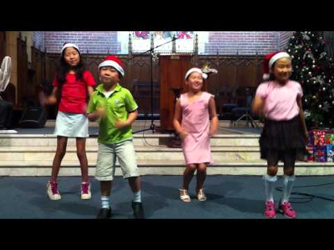 Every Move I Make Dance (Shalom Kids Christmas Dance 2012)