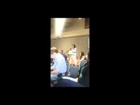 Susan Corbett Of South Carolina Sierra Club On Nuclear Waste Storage In  Aiken, SC