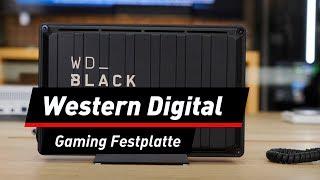 Gaming Festplatte von Western Digital