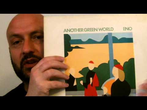 VC update.Eno:Another Green World,The Residents,record fair finds.Captain Beefheart.King Crimson.