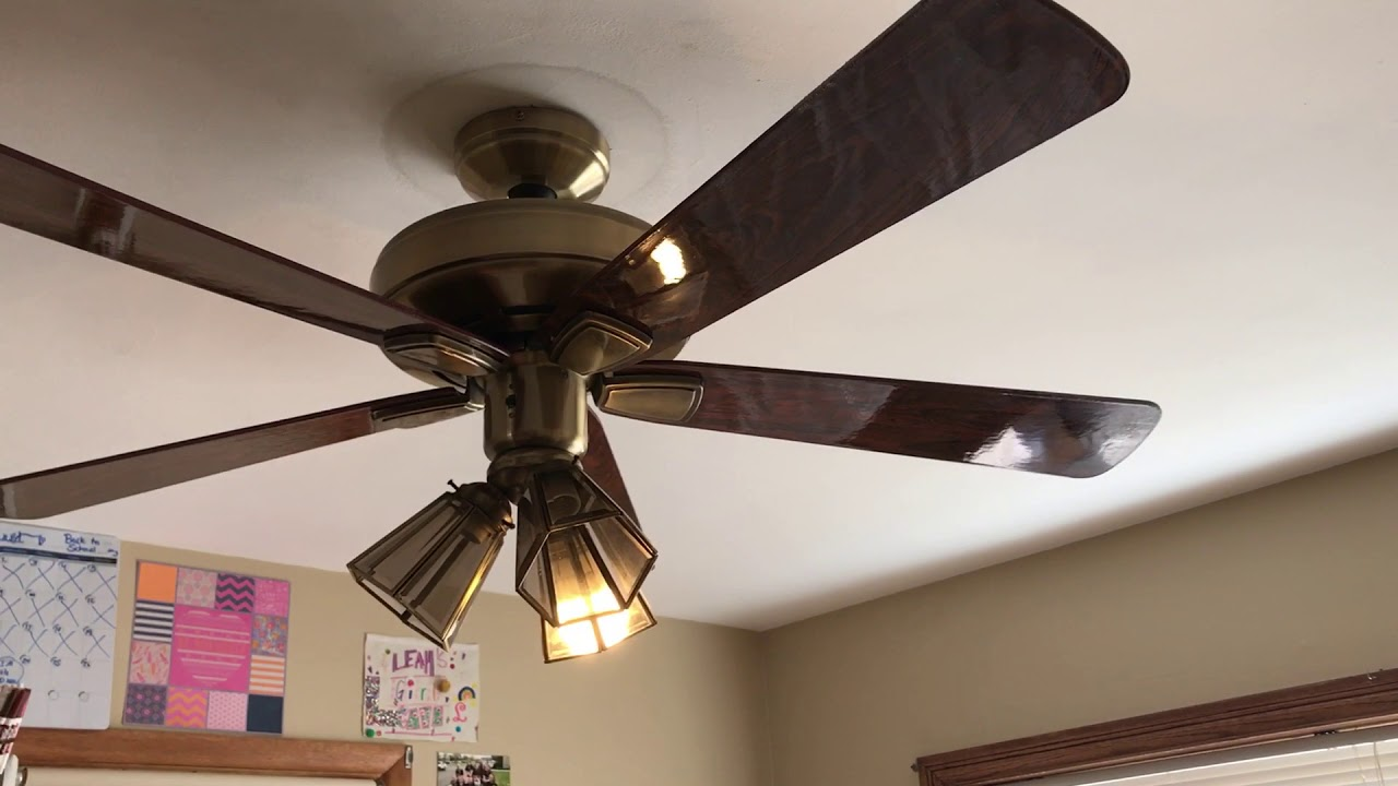 Ceiling fans in my house update youtube ceiling fans in my house update aloadofball Images