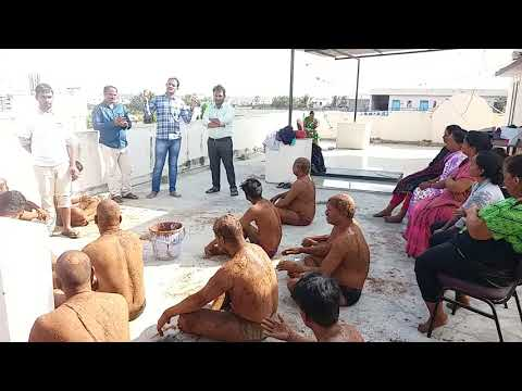 Mud Bath at Nadipathy Hyderabad
