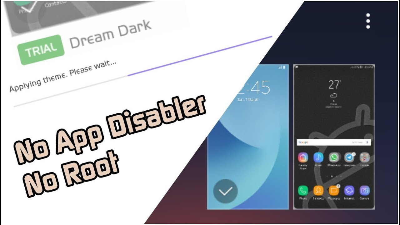 How to disable trial on Samsung Theme Store – Ladypinkilicious