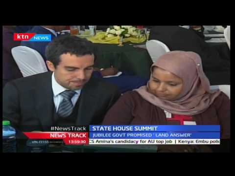 Newsdesk - 14th November 2016 - Jubilee government promises to release more land title deeds