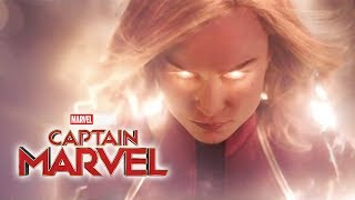 Captain Marvel Official Trailer (2019) And Breakdown