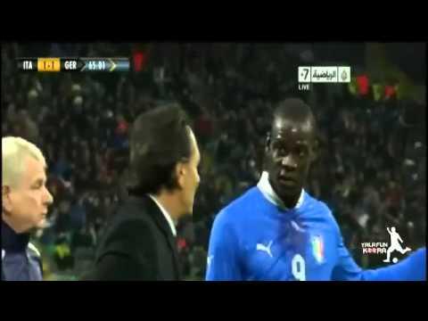 Sami Khedira Horro Injury ~ Italy vs Germany ~ 15.11.2013 Friendly Match HD