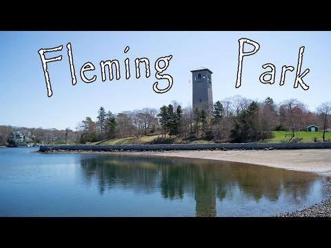 Sir Sandford Fleming Park. Halifax, Nova Scotia.