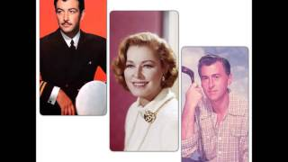 Eleanor Parker Interviewed By Dick Dinman.