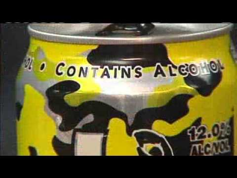 New Alcoholic Energy Drink Sparks Concern, FDA Investigates