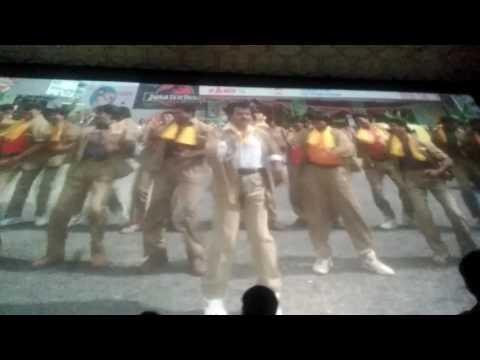 Baashha movie celebration at albert