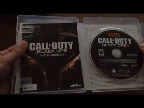 Call of Duty Black Ops Giveaway! Digital Download