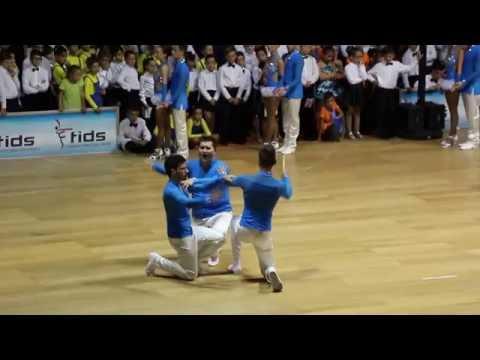 Squadra Azzurra Danze Folk Romagnole Rimini 10/08/16