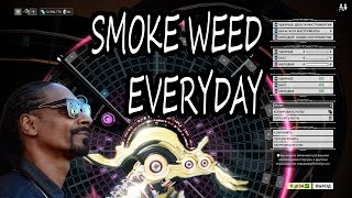 Warframe Mandachord - Smoke Weed Everyday