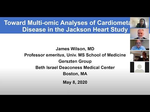 Genomic Analyses For TOPMed By Dr. James Wilson (BIDMC)