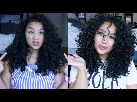 how-to-cut-short-curly-hair-in-layers-for-more-volume-|-the-unicorn-cut