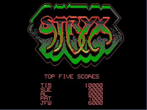 Let's Play Stryx (somewhat)