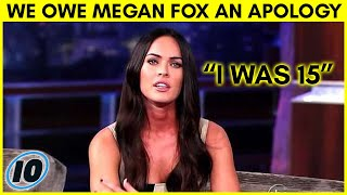 We All Owe Megan Fox An Apology
