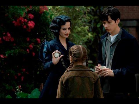 Sirotčinec slečny Peregrinové pro podivné děti - oficiální český HD trailer