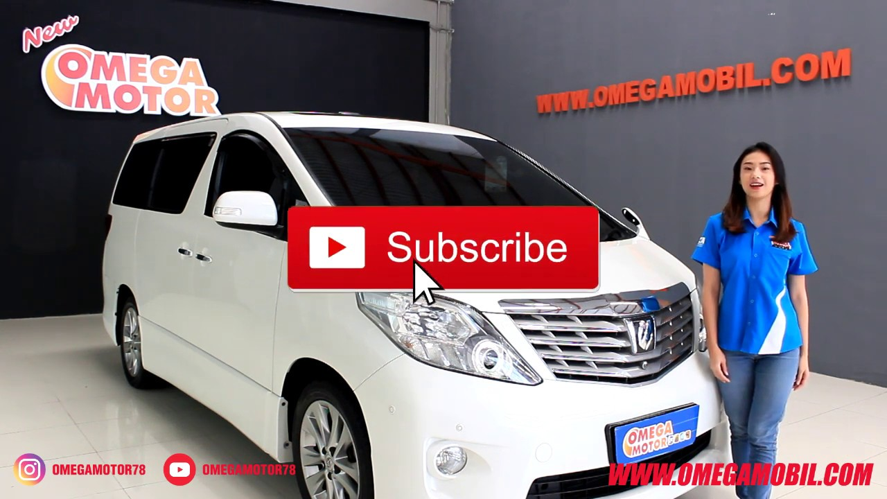 Review Mobil T Alphard 2 4 S Premium Sound Power Backdoor At Youtube