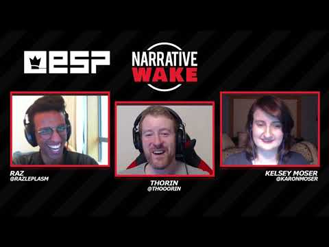 Narrative Wake Episode 23: Don't Just Give Up and Apologise (feat. Raz)