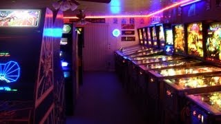 Game | AMAZING 80 S HOME ARCADE GAME ROOM PINBALL VIDEO GAMES DOUG S ARCADE | AMAZING 80 S HOME ARCADE GAME ROOM PINBALL VIDEO GAMES DOUG S ARCADE