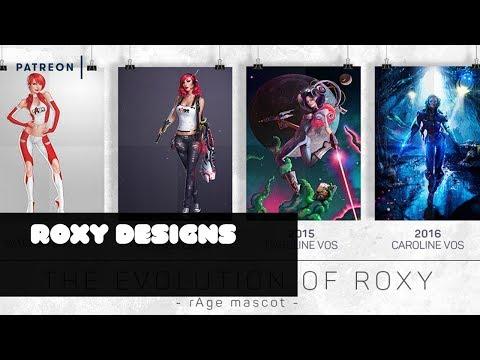 Roxy Fashion Patreon vid