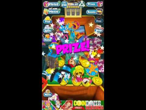 coin dozer : chip dozer theme plus overload with gift coins