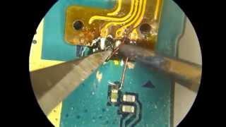 reparación Samsung Galaxy Ace S5830 botones de volumen , reconstruir pistas