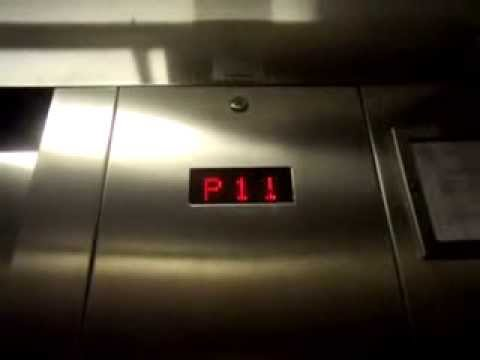 Montgomery kone hydraulic elevator at square one mall for Garage ad colleville montgomery