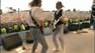 """Status Quo """"roadhouse Medley Part1"""" Live Alive Quo"""