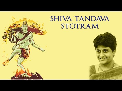 Shiva Tandava Stotram Lyrics and its Meaning - Sanskrit and