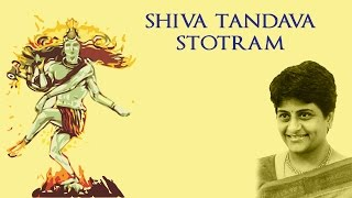 UMA MOHAN - SHIVA TANDAVA STOTRAM | Audio | Times Music Spiritual