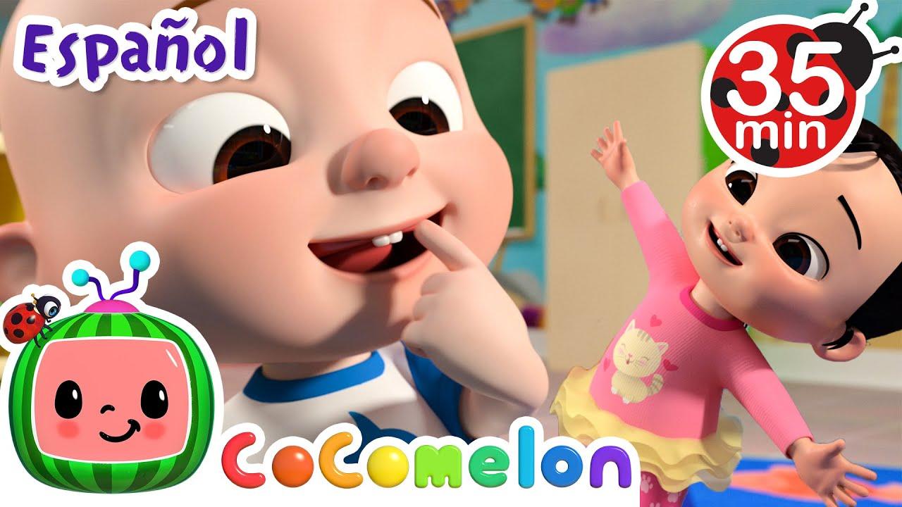 CoComelon en Español | La canción de mi cuerpo | Canciones Infantiles y de Cuna