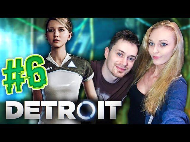 POJĎ ZA MNOU DO SKLEPA! ( ͡° ͜ʖ ͡°) - Detroit: Become Human CZ s Míšou #6
