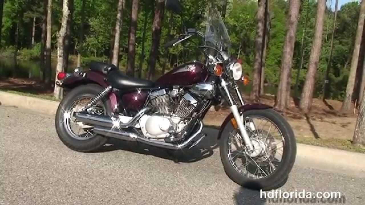 Used 2007 yamaha virago xv250w motorcycles for sale for Yamaha motorcycle for sale florida
