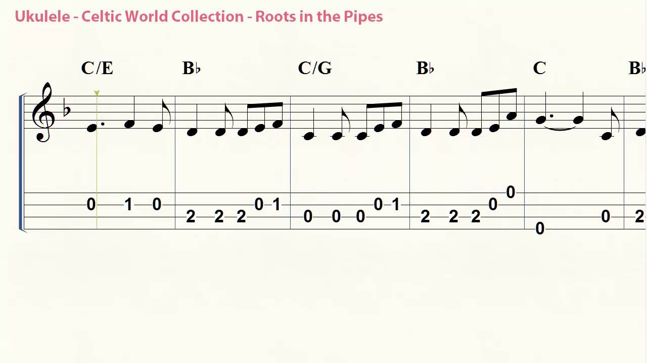 Roots in the pipes ukulele tab notes chords celtic world roots in the pipes ukulele tab notes chords celtic world collection roots in the pipes hexwebz Images