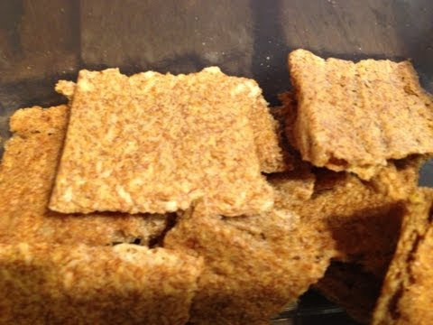 Top 50 Healthiest Foods Flaxseeds & Flaxseed Crackers