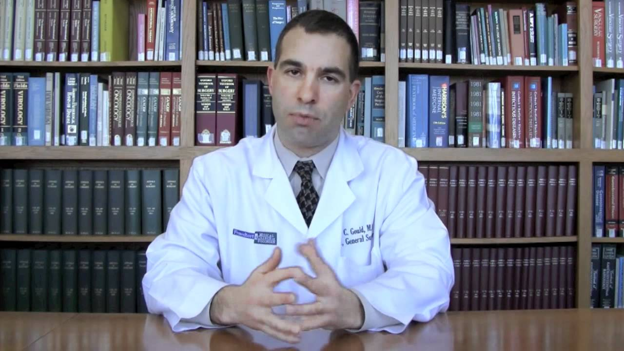 Dr. Jon Gould - Surgery - YouTube